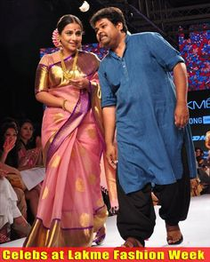 #VidyaBalan came to lent her support the designer #GaurangShah at the #LakmeFashionWeek Summer/Resort 2015.  For more pictures click here : www.biscoot.com  #Bollywood #BollywoodPictures #ActressPhotos #SareeDesign #Fashion #Biscoot