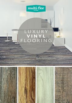 The Luxury Vinyl Flooring's 'click' installation system results in a smooth, seamless finish. With a layer of UV-cured urethane, the tiles are stain and scratch resistant. They're also resistant to water damage. Luxury Vinyl Flooring, African Countries, Water Damage, Tiles, Smooth, It Is Finished, Trends, Texture, Home Decor