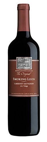 2015 Smoking Loon Cabernet Sauvignon 750 mL * Learn more by visiting the image link.