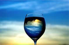 Nothing better than a glass of wine :)