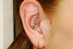 I think daith will be the next hole I get punched Daith Piercing, Ear Piercings, Ear Jewelry, Body Jewelry, Body Modifications, All Tattoos, Pretty Cool, Nice, Tatting