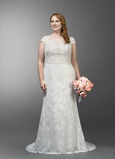 fb613dea936 Shop Azazie Wedding Dress - Peony BG in Tulle and Lace. Find the perfect wedding  dress for your big day. Available in full size range and in custom sizing  ...