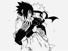 Find images and videos about naruto, fanart and sasuke on We Heart It - the app to get lost in what you love. Gaara, Naruto And Sasuke Kiss, Naruto Anime, Naruto Cute, Sasuke Uchiha, Naruto Shippuden, Boruto, Manga Anime, Sasunaru
