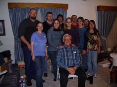 Dad and his Grandchildren.. :)