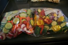 Camping food prep! Great ideas. So good I might actually consider going camping - next year. camping-ideas