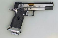 "rollerman1: "" Custom Infinity 1911 race gun """