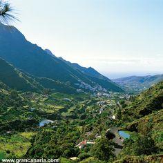 Gran Canaria - Valle de Agaete by GRANCANARIA.COM, via Flickr