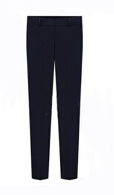 black formal trousers. okay, everyone needs one of these. even if it is not to mount a formal look, do they work with almost everything and that's good. Finally, everyone has to have one