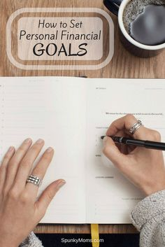 Before you can learn how to set personal financial goals, you have to do some prep work. Here are strategies for getting the big picture of your finances and setting your financial goals.