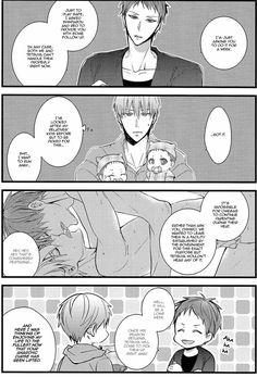 Manga Art, Manga Anime, Kiseki No Sedai, Akakuro, Shizaya, Anime Family, Kuroko's Basketball, Kuroko No Basket, Japanese Artists