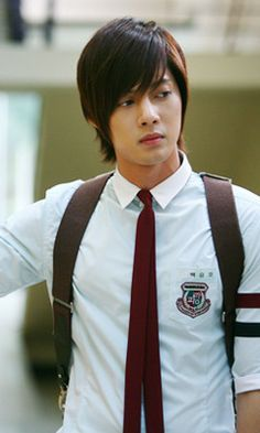 Asian Celebrities, Asian Actors, Korean Actors, Korean Men, Kim Joo Hyuk, Kim Joon, Playful Kiss, Boys Before Flowers, Boys Over Flowers