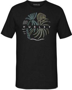 Hurley Men's Cross Breeze Graphic T-Shirt