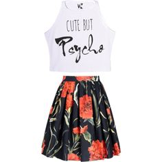 cute by a-mido on Polyvore featuring polyvore fashion style Dolce&Gabbana