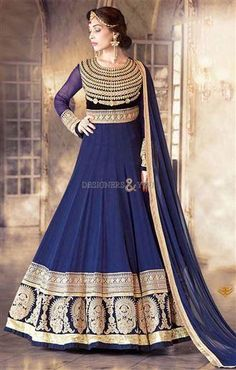 Looking to buy Anarkali online? ✓ Buy the latest designer Anarkali suits at Lashkaraa, with a variety of long Anarkali suits, party wear & Anarkali dresses! Designer Salwar Kameez, Designer Anarkali Dresses, Salwar Kameez Online, Designer Dresses, Designer Wear, Robe Anarkali, Costumes Anarkali, Anarkali Suits, Anarkali Churidar