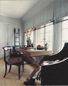 Penninsula Showcase Room; Design by Shelley Gordon Interior Design