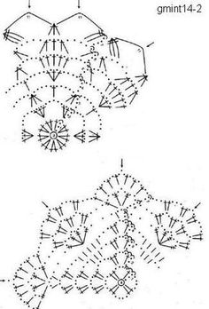 Karácsonyi gömb minta - Christmas ball crochet pattern for free download