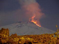 Heating Up at Mt. Etna