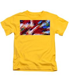 Kids T-Shirt - Abstract 0713