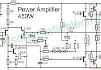 500W Power Amplifier 2SC2922, 2SA1216 with PCB Layout
