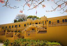 San Jose, Costa Rica museo nacional 5' del hotel Costa Rica Guesthouse