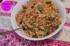 An Easy Veggie Fried Rice Recipe