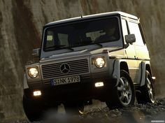 mercedes-benz g-klasse -gelandewagen- 3-door 132, Mercedes-Benz, wallpaper