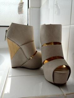 i bought shoes like this, where do i wear them too?