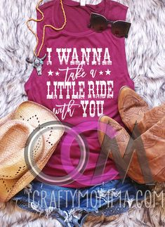 Take a Little Ride Tank, I wanna Take a little ride with you Tank, Jason Aldean Lyrics Tank, Country Concert tank, Country Festival Shirt- Muscle Tank - One Crafty Momma Lyric Shirts, Concert Shirts, Vinyl Shirts, Concert Outfits, Jason Aldean Lyrics, Jason Aldean Concert, Country Music Concerts, Country Music Shirts, Country Tank Tops