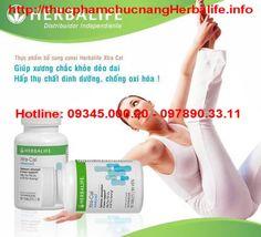 Thực phẩm chức năng Xtra-Cal bổ sung canxi Herbalife