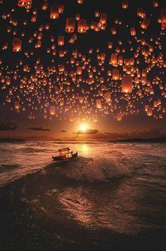Light in the sky..