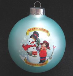 CAMPBELL SOUP COMPANY CAMPBELL KIDS COLLECTOR CHRISTMAS ORNAMENT 1998  #CampbellSoupCompany