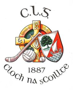 Clonakilty GAA club crest Crests, Cork, Family Crest, Corks