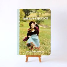 'pride and prejudice' board book by berylune | notonthehighstreet.com