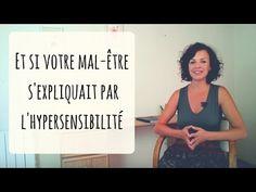 Et si vous mal-être s'expliquait par l'hypersensibilité ? - YouTube Affirmations, Stress, Emotion, Morals, Positive Attitude, Infj, Bujo, Physique, Personal Development