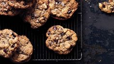 Finishing your chocolate chunk cookies cookies with a flaky salt like Maldon brings out the chocolate flavor and tempers the sweetness, creating the ultimate sweet and salty snack. This is part of BA's Best, a collection of our essential recipes.