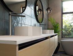 smartB Basin | City 50 Vanity | St Michel Bathroomware Designed & Made in New Zealand Basins, Bathtub, Vanity, Mirror, Bathroom, Furniture, Design, Home Decor, Standing Bath