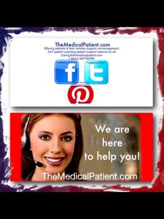 Did you know that ...... It's brought to you by  TheMEDICALPATIENT.com  America's & Worldwide leading  PATIENT SUPPORT NETWORK!