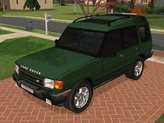 Mod The Sims - 1997 Land Rover Discovery