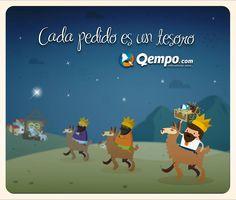 Qempo - En qempo tus deseos se hacen realidad http://www.qempo.com/