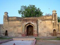 The Shalimar Gardens, #Lahore, #Pakistan #architecture