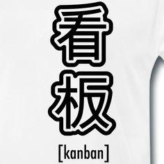 Kanban - T-shirt Premium Homme