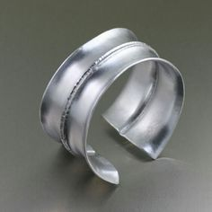 Handmade Designer Jewelry — Here's one of my most recent designs…. a Brushed...