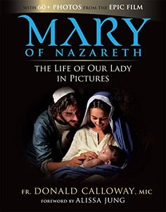 An absolutely beautiful book! Mary of Nazareth: The Life of Our Lady in Pictures by Fr. Donald Calloway MIC http://www.amazon.com/dp/1586179985/ref=cm_sw_r_pi_dp_mmnHub03VVB45