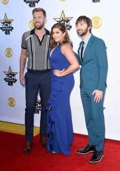 Pin for Later: Seht Taylor Swift, Nick Jonas und alle anderen Stars bei den ACM Awards Lady Antebellum