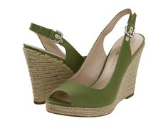 Franco Sarto Kashmir Kiwi Satin (also comes in black) - Zappos.com Free Shipping BOTH Ways