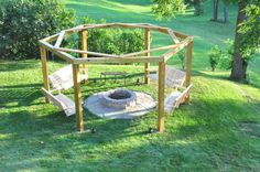 What will you do with your yard once your kids grow out of their precious swing set? When Instructables DIY-er hodgepodgerama found himself facing this very conundrum, he thought long and hard about all the possible next steps he could take to reclaim his yard space. After much deliberation and planning, this builder came up with a genius...