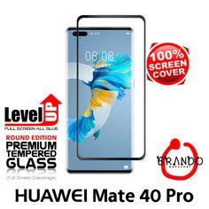 Brando Workshop Full Screen Coverage Glass Protector (Huawei Mate 40 Pro) - Black Phone Screen Protector, Glass Protector, Usb Gadgets, Workshop, Black, Atelier, Black People, Work Shop Garage