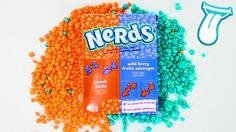 KAAN IST EIN NERD! Süßigkeiten Test Nerds - STEINE ZUM ESSEN? In Aller M...