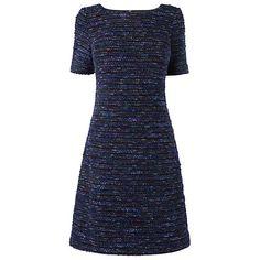Phase Eight Turner Dress, Navy