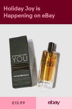 1c1a269fec5a ARMANI Mens Fragrances   Aftershaves Health   Beauty  ebay